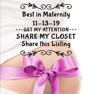 ‼️Wednesday 🚼LETS PARTY🚼BEST IN MATERNITY